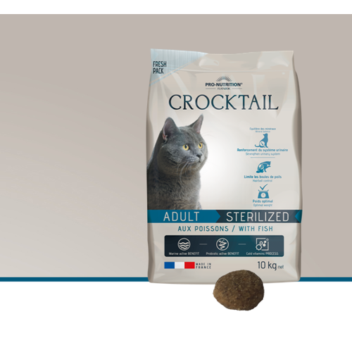 Flatazor Cat Crocktail Adult Cat Light/Sterilized