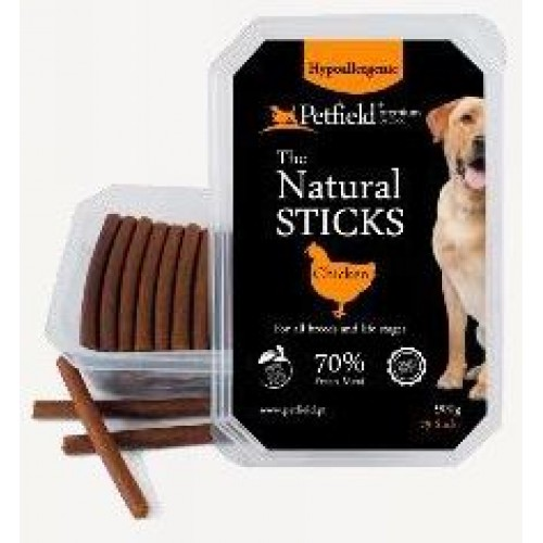 PetField Natural Sticks  75 un -900g