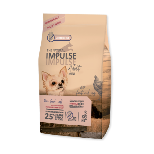 The Natural Impulse Dog Mini Adult