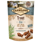 Carnilove Dog Snack Soft Trout with Dill 200 gr