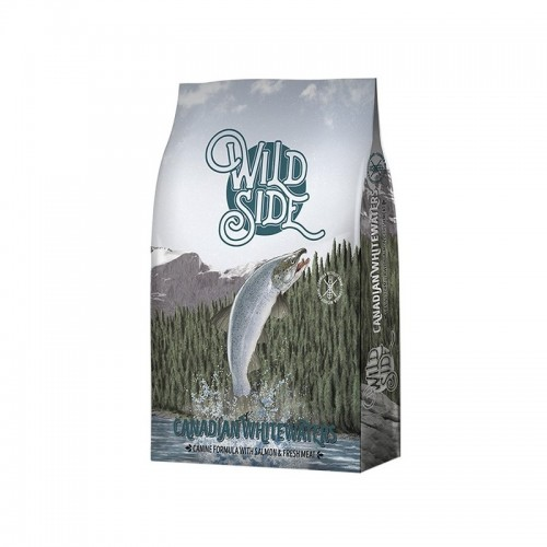 WILDSIDE CANADIAN WHITEWATERS WITH SALMON AND FRESH MEAT