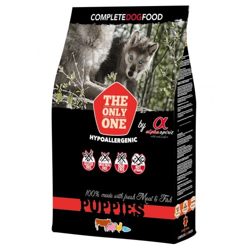 Alpha Spirit Dog Only One Dry Puppies Multiprotein