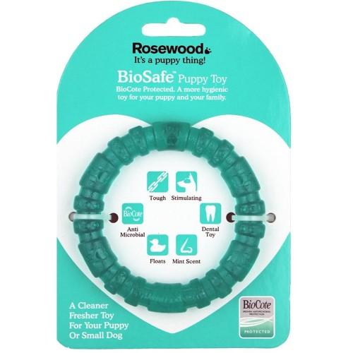 Rosewood BioSafe Puppy Ring