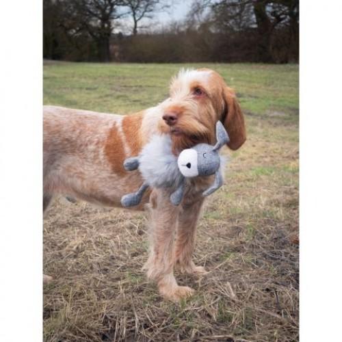 Rosewood Christmas Floppy Festive Dog Plush Dog Toy