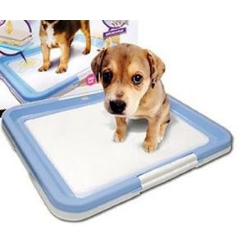 Tabuleiro Puppy Trainer -Clean ( Base P tapetes higienicos )-WC
