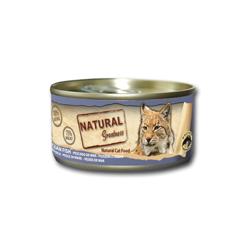 Natural Greatness Cat Wet 70 Gr