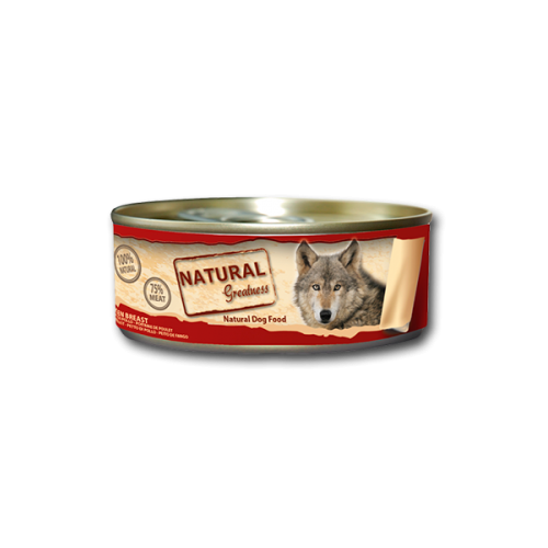 Natural Greatness Wet Dog 156 gr