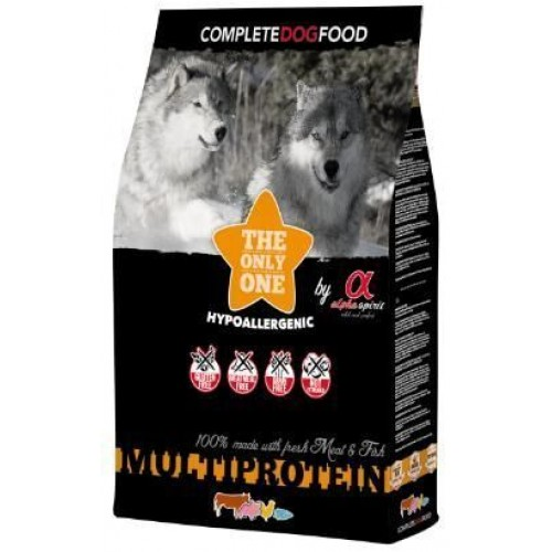 Alpha Spirit Dog Dry Only One Multiprotein