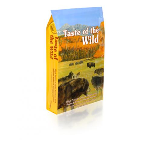 Taste of the Wild Adult High Prairie c/ Bisonte e Veado-Adult