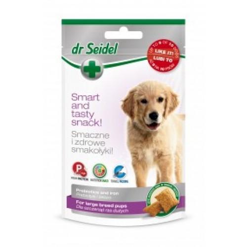 Dr Seidel Snacks for large breed pups