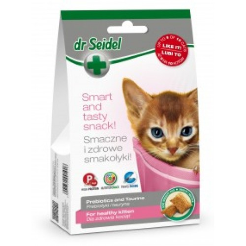 Dr Seidel Snacks Kitten