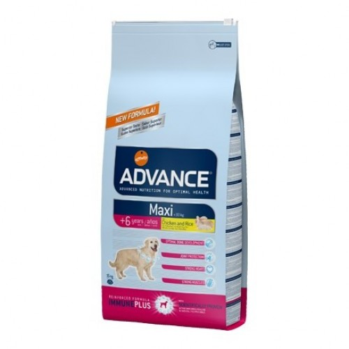 Advance Dog Maxi Senior 15Kg