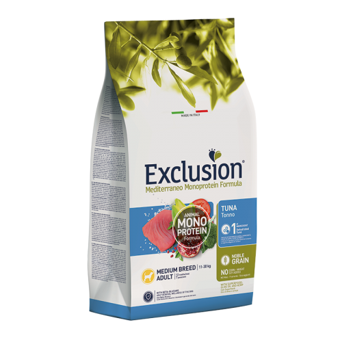 EXCLUSION NOBLE GRAIN ADULT TUNA