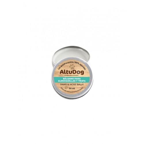 Balsamo natural para patas e nariz 50 ml