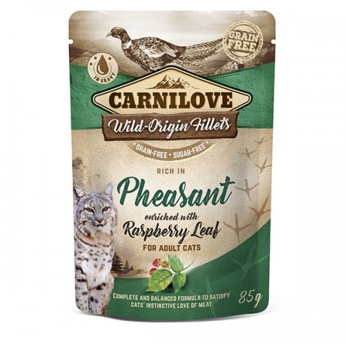 Carnilove Cat Pouch Wet 85 Gr