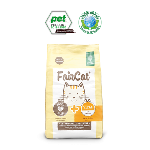 Green PetFood FairCat Vital Gato Adulto - Frango