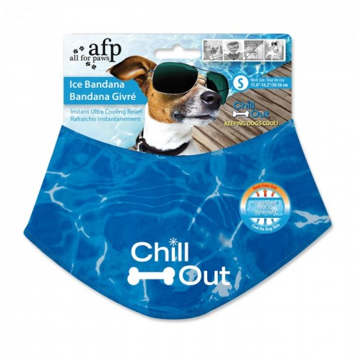 Chill Out Bandana Lenços Refrescantes