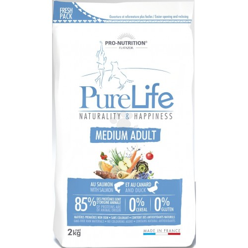 Flatazor Pure Life Medium Adult