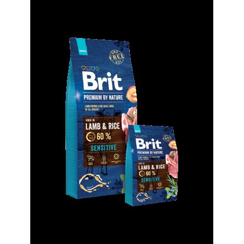 Brit Blue Premium by Nature Sensitive Lamb