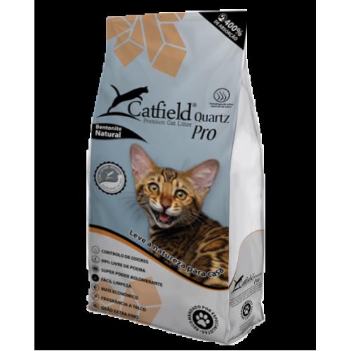Catfield Premium Cat Litter Quartz Pro