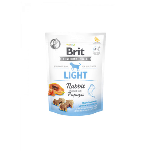 Brit Care Dog Functional Snack Light Rabbit 150 gr