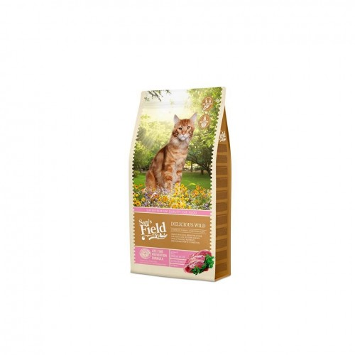 Sams Field Cat Delicious Wild