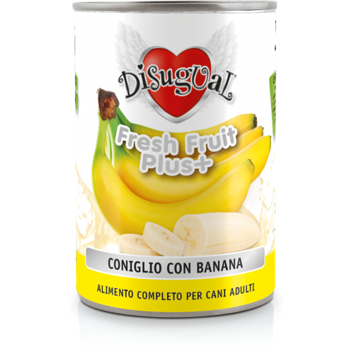 Disugual Wet Dog  Fresh Fruit Plus 400 gr