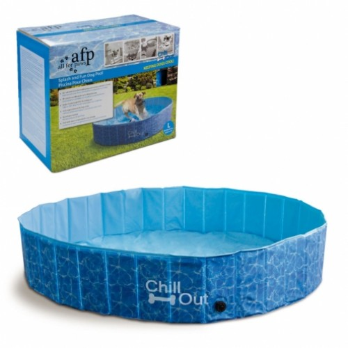 Piscina Para Cães Chill Out Splash And Fun Dog Pool