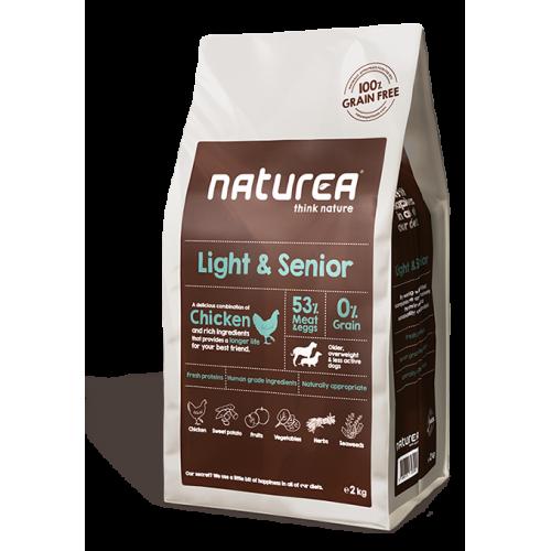 Naturea Light e Senior
