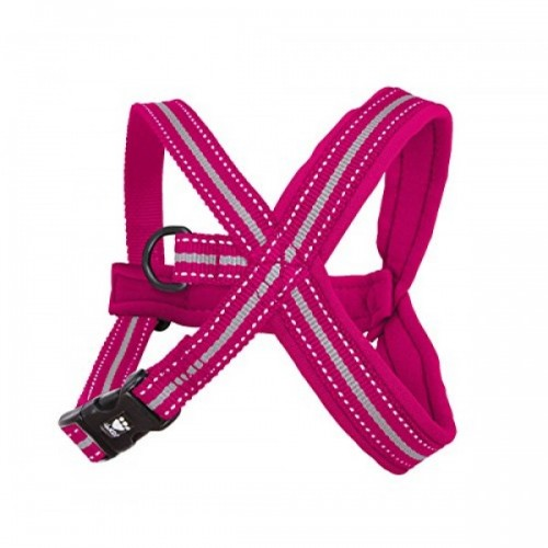 Hurtta Outdoors Padded Y-Harness Cherry 100 cm