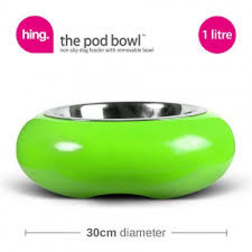 Hing Designs Comedouro The Pod Bowl