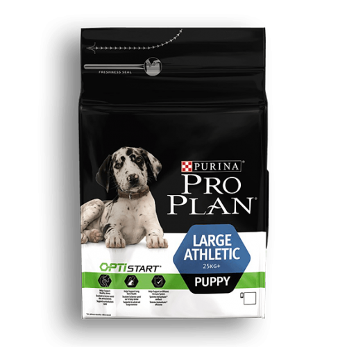 PRO PLAN  LARGE ATHLETIC PUPPY