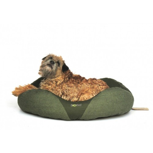 Beco Eco Friendly Dog Bed Azul