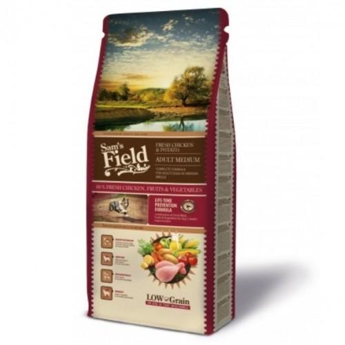 Sam's Field Fresh Chicken & Potato Adult Medium