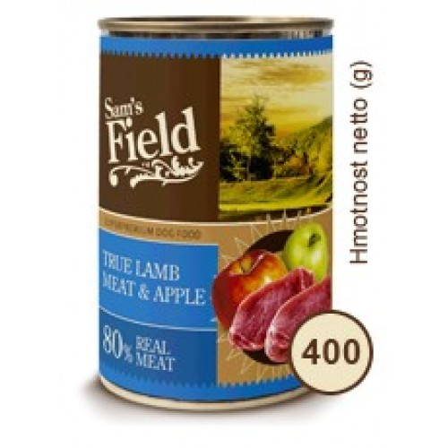 Sams Field Lata Humida 400 gr