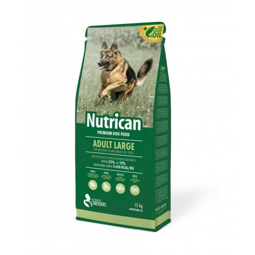 Nutrican Adult Large Chicken 15 Kg