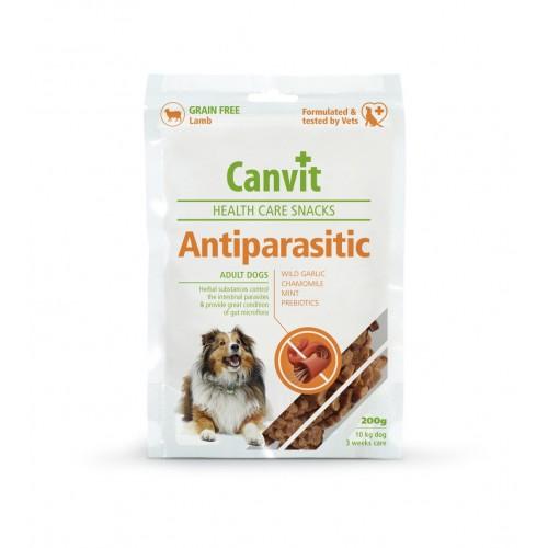 Canvit Snack Antiparasitario 200g