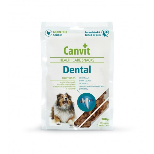 Canvit Snack Dental Care 200g