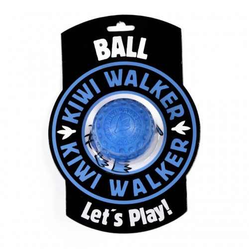 Kiwi Walker Lets Play Foam Ball Dog Toy